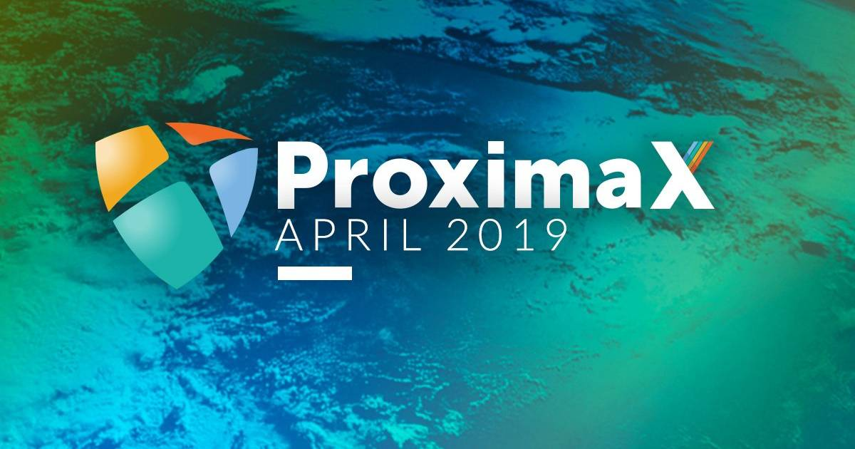 ProximaX Tech Update – April 2019