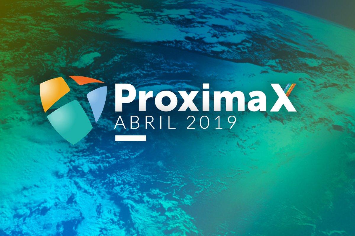Actualización de ProximaX Tech – Abril 2019