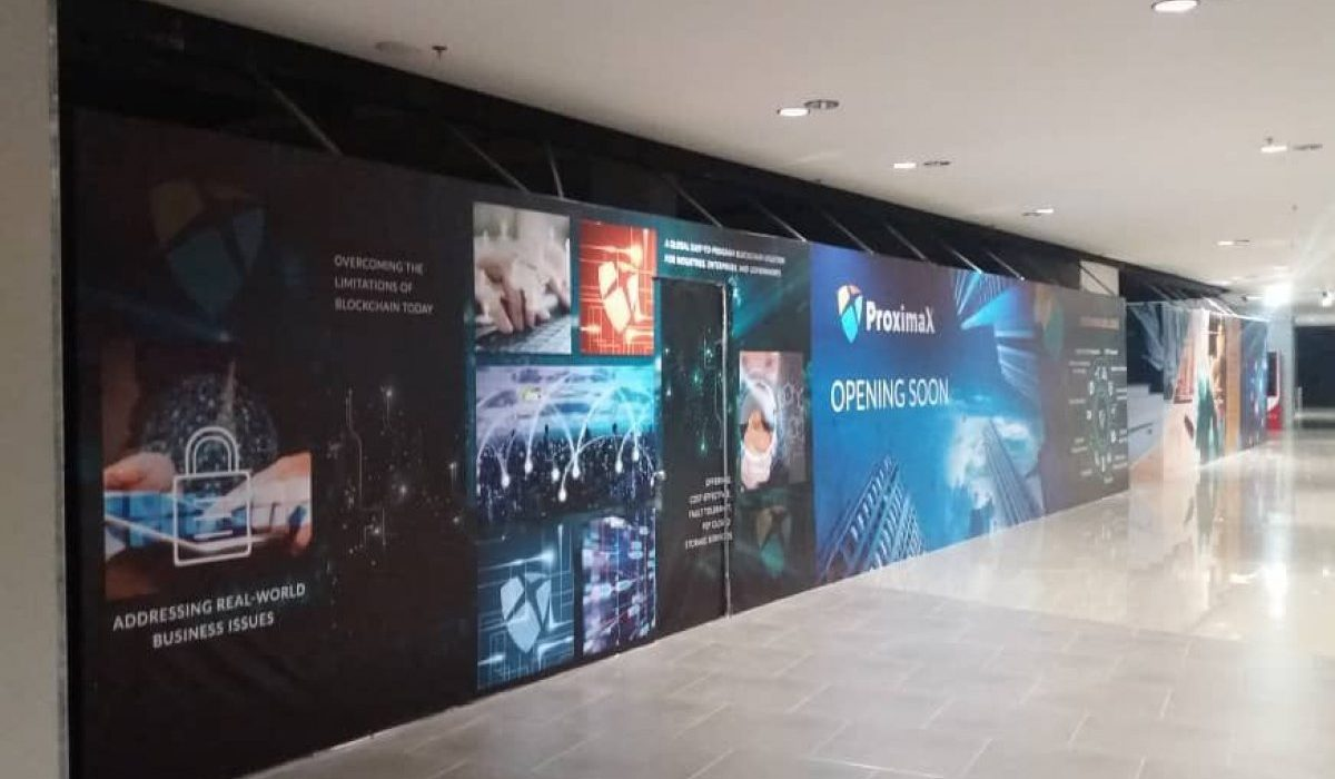 ProximaX Acceleration Centre underway in Kuala Lumpur