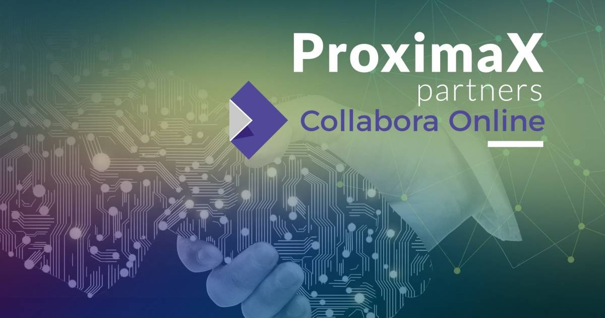 ProximaX partners Collabora Online for ProximaX Suite