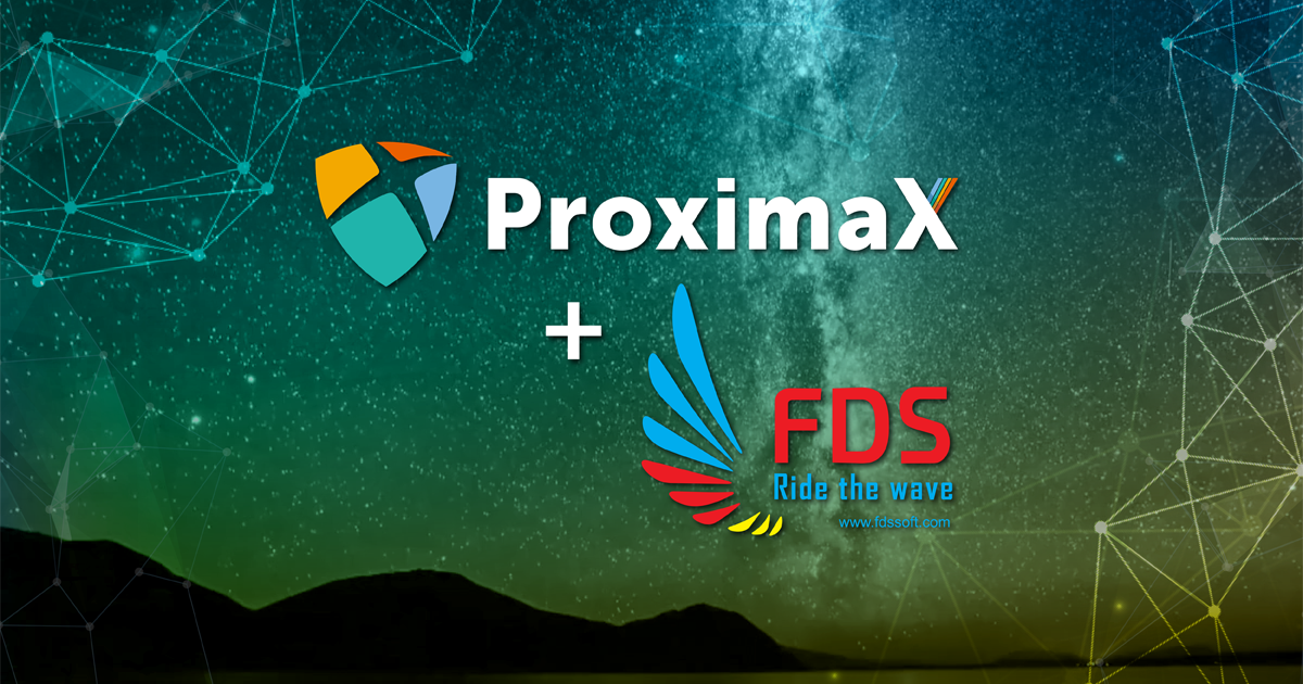 ProximaX Appoints FDS Soft Co. Ltd. as a System Integrator