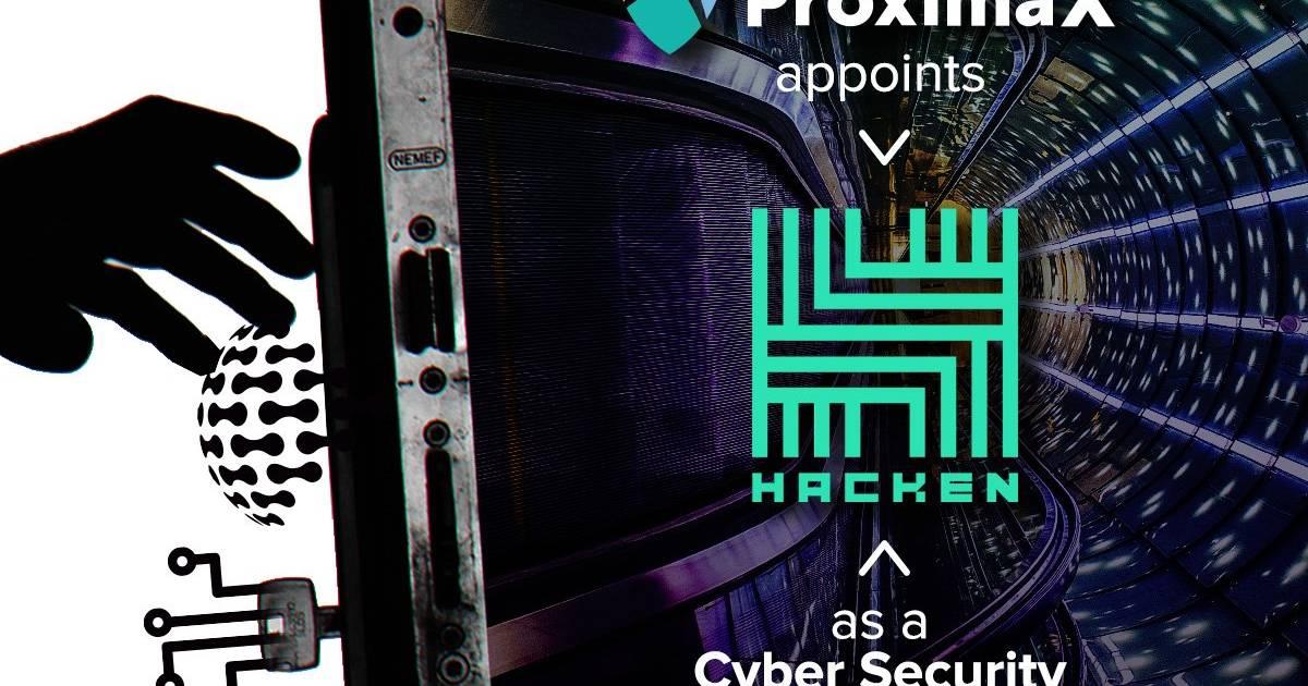 ProximaX designa a Hacken como auditor de seguridad cibernética