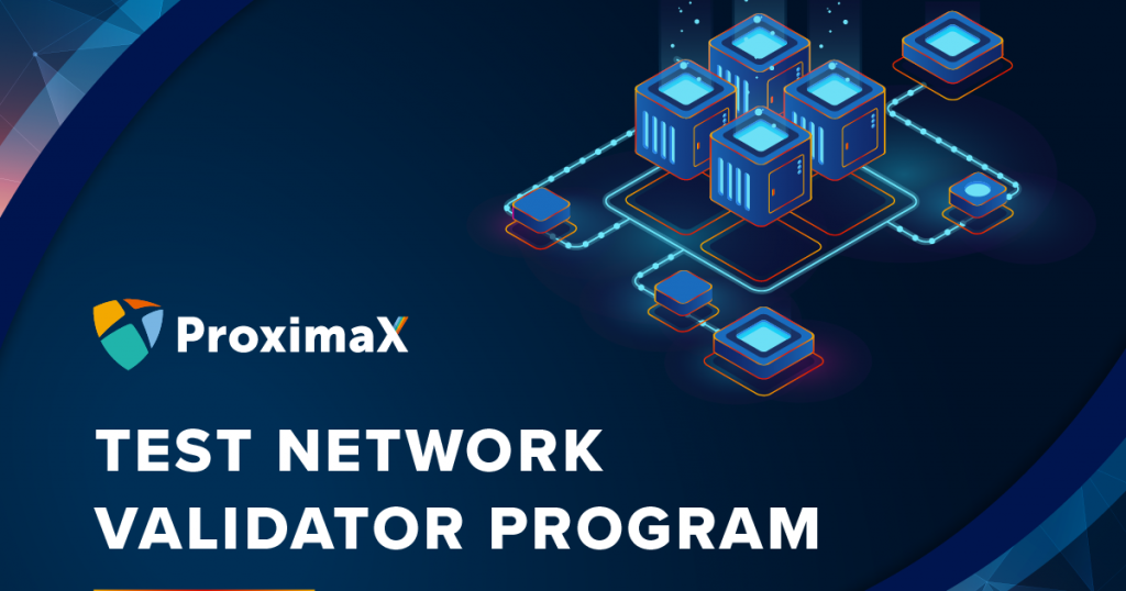 ProximaX Sirius-Chain Test Network Validator Participation