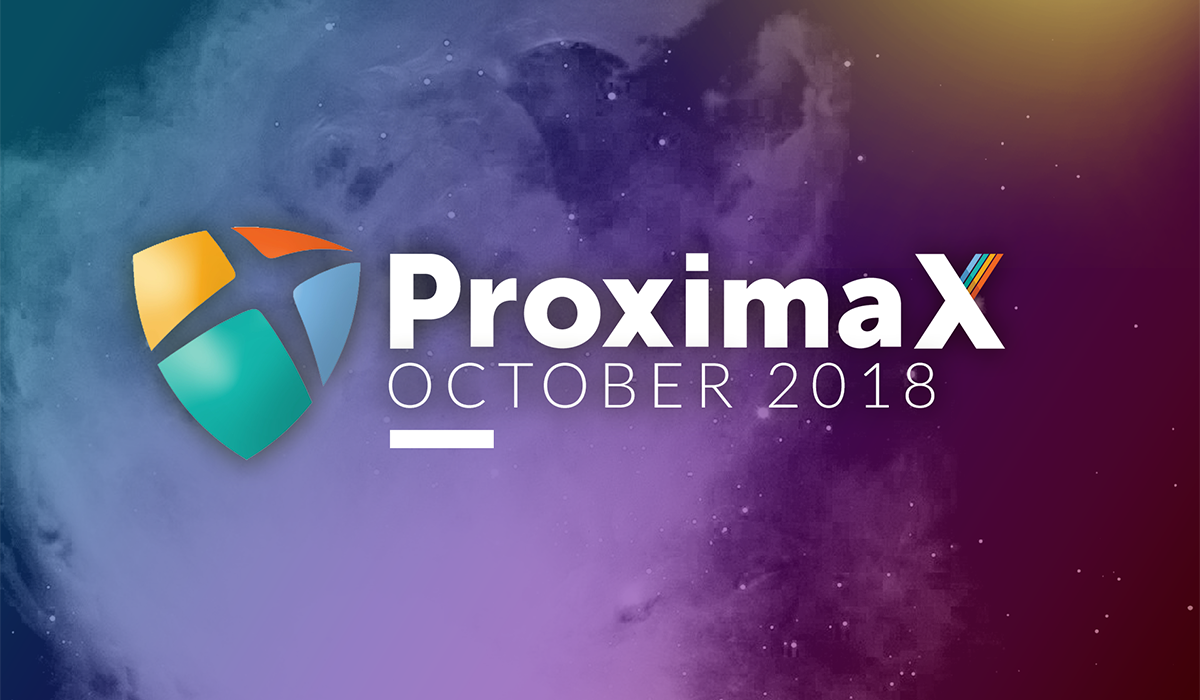 ProximaX Tech – October 2018