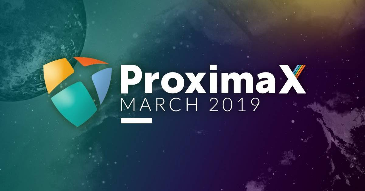 ProximaX Tech – March 2019