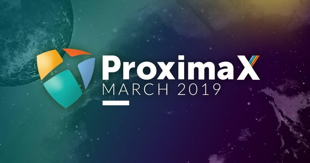 ProximaX Tech – Marzo 2019