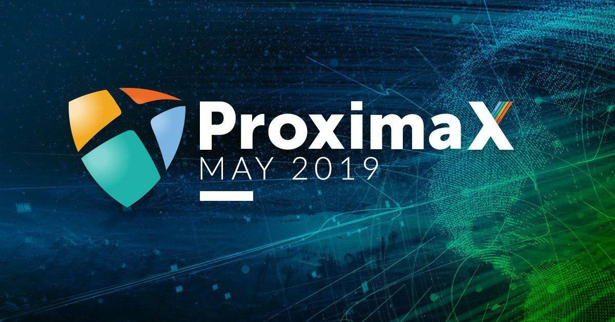 ProximaX Tech – May 2019
