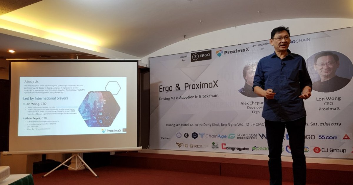 ProximaX Inaugural Meetup in Vietnam!
