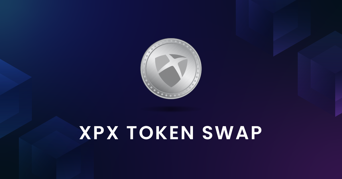 ProximaX Token Swap Announcement