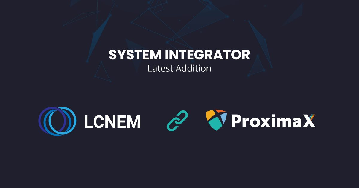Japanese blockchain system integrator LCNEM to work with ProximaX on Cosmos integration