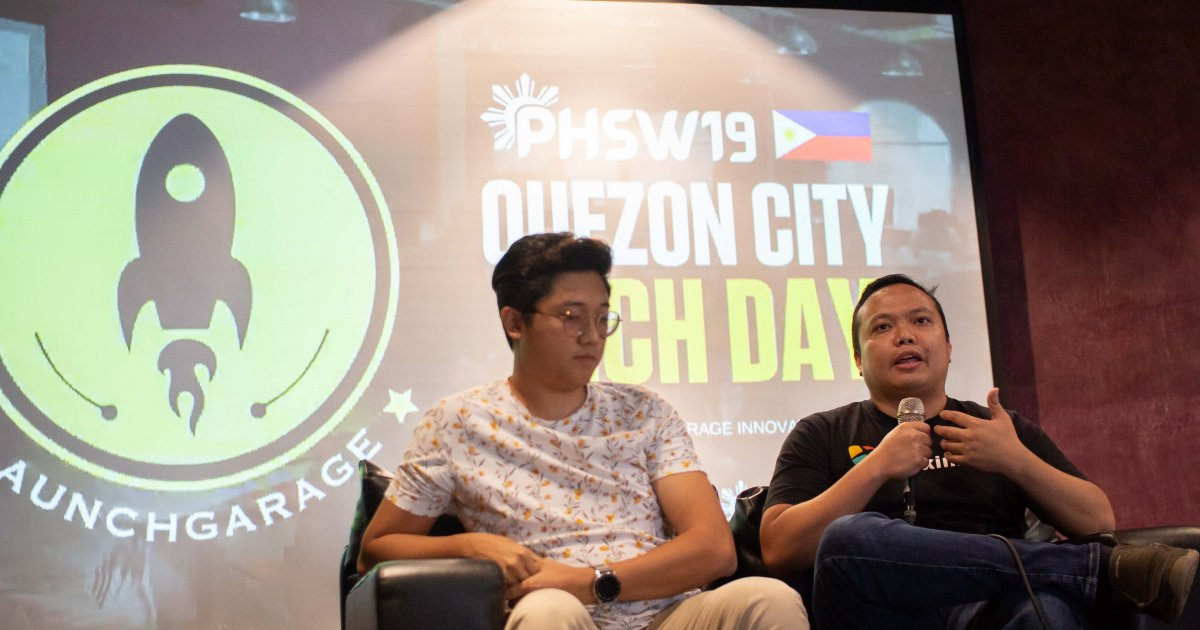 Philippine Start-Up Week 2019: Quezon City Tech Day