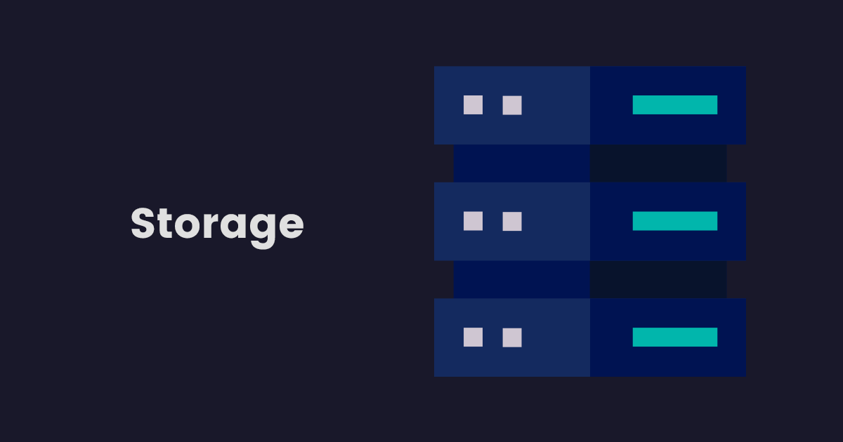 storage layer in ProximaX platform