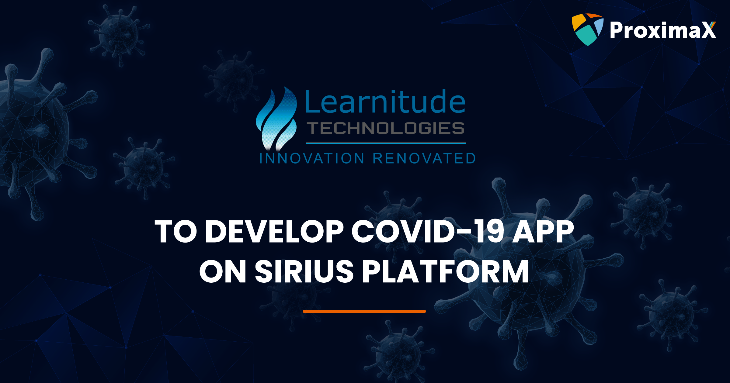 Learnitude Technologies and ProximaX to jointly develop Covid-19 app