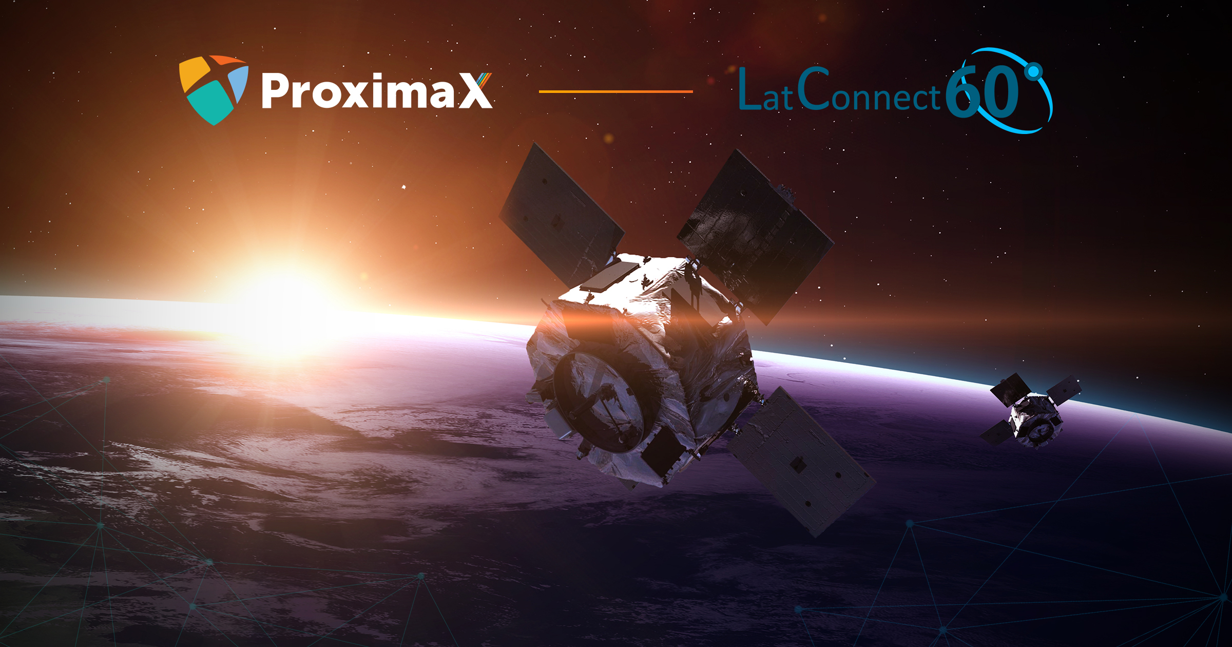 LATCONNECT 60 AND PROXIMAX TO ESTABLISH BLOCKCHAIN-BASED PARAMETRIC INSURANCE USE CASE