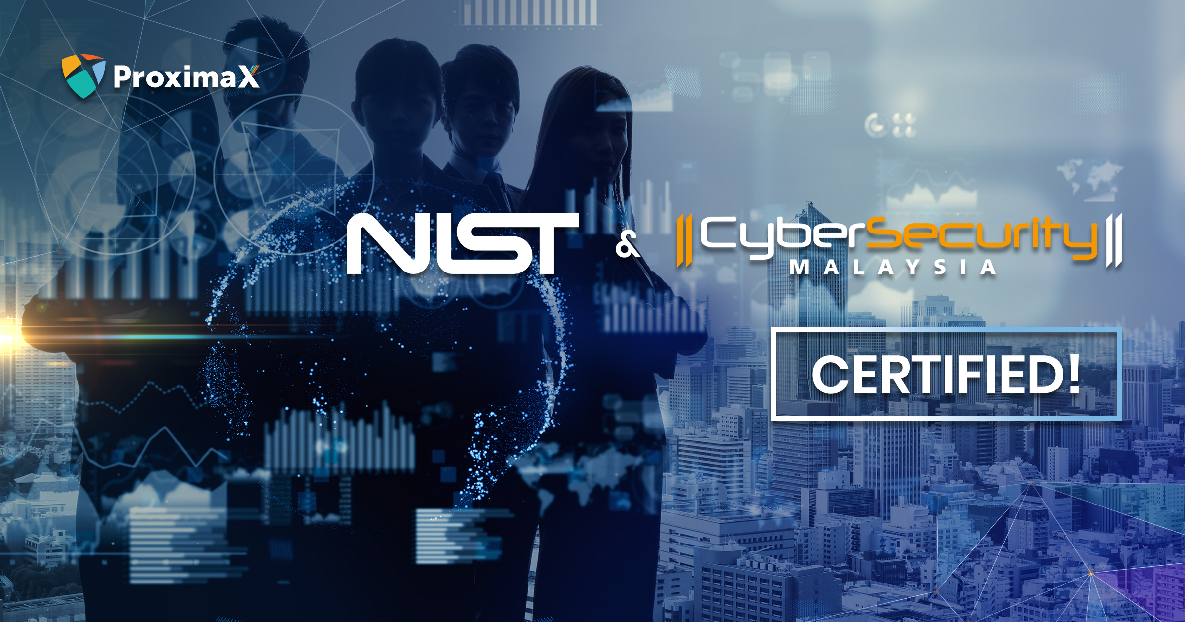 NIST and CyberSecurity Malaysia ProximaX Certification