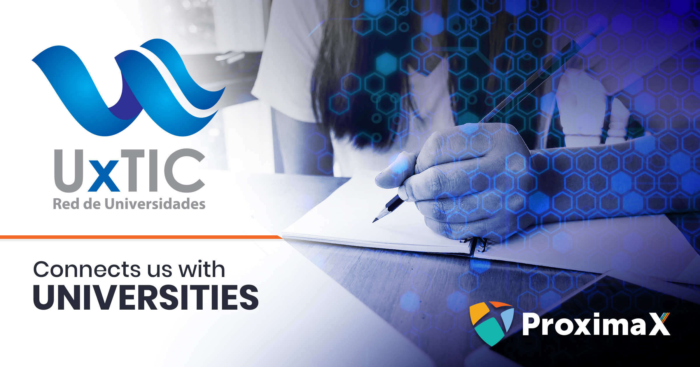 ProximaX forms alliance with universities network, UxTIC