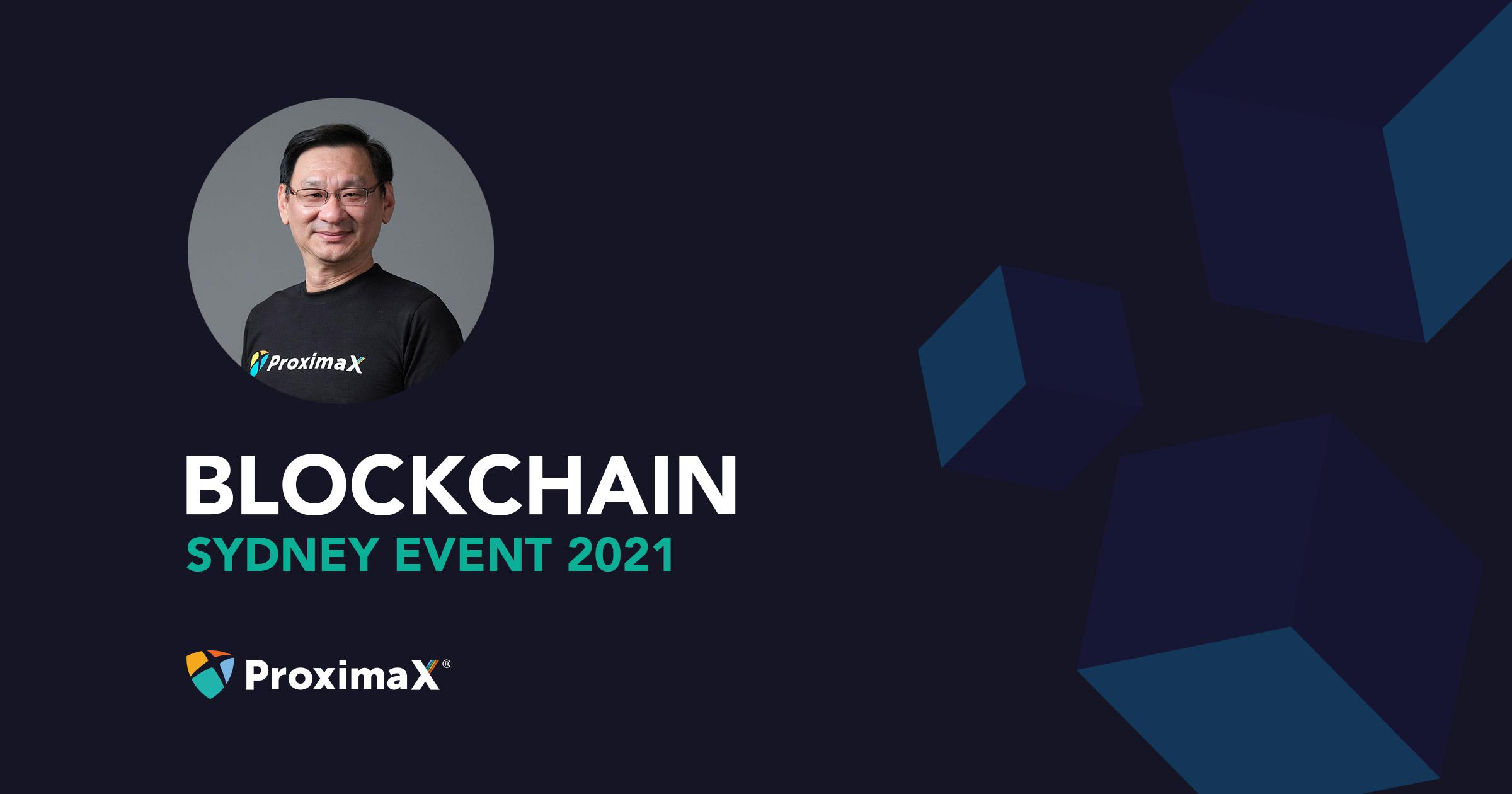 Blockchain Sydney Event 2021